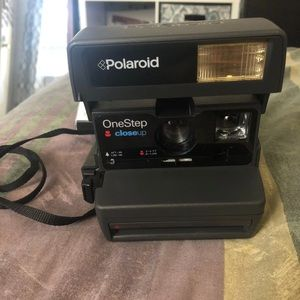 Other - Polaroid Camera One Step